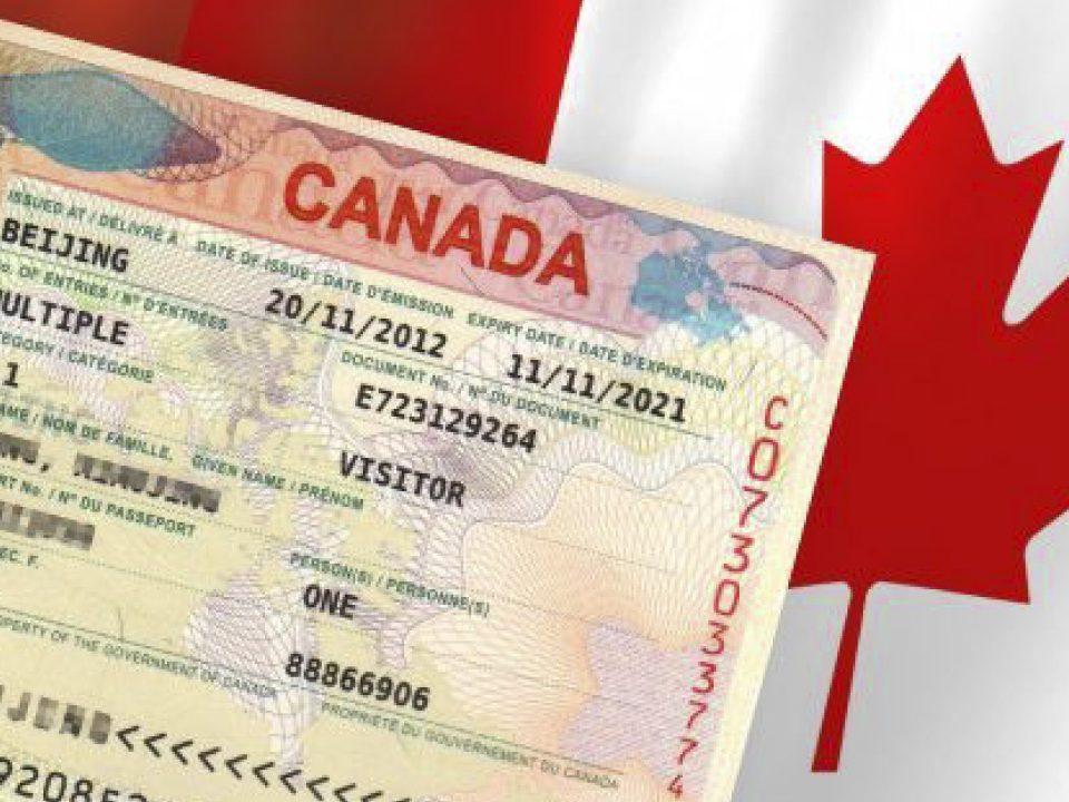 ویزای کانادا 5 ساله توریستی مالتی تضمینی