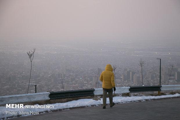 مدارس تمام مقاطع تحصیلی مشهد به دلیل آلودگی هوا تعطیل شد