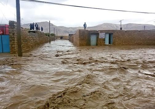 فرماندار میرجاوه: خسارت سیلاب به چند خانه روستایی در ریگ ملک، شهروندان از تردد در حاشیه رودخانه ها خودداری نمایند