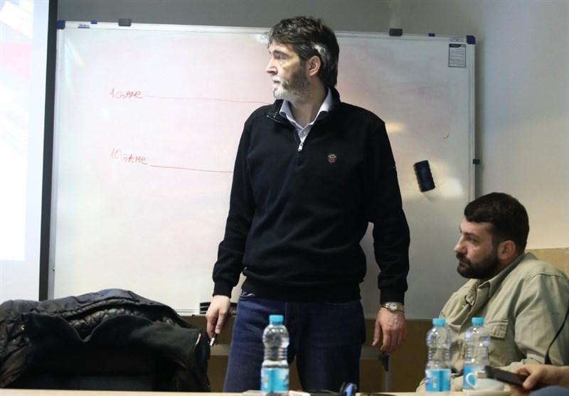 میخائیل چیریچ: در واترپلوی ایران پتانسیل پیشرفت را دیدم، از خوش رفتاری ایرانیان شگفت زده شدم