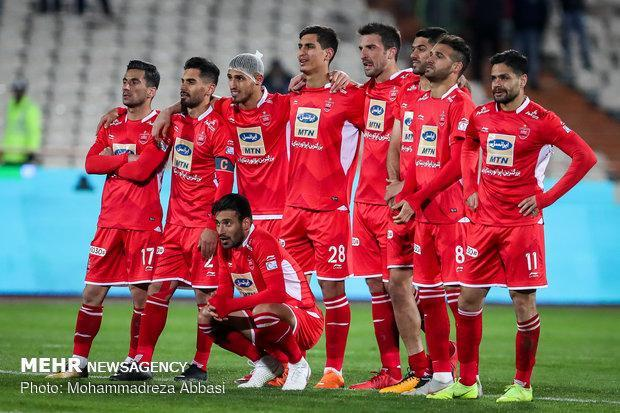 اسامی بازیکنان تیم فوتبال پرسپولیس برای دیدار با نفت اعلام شد