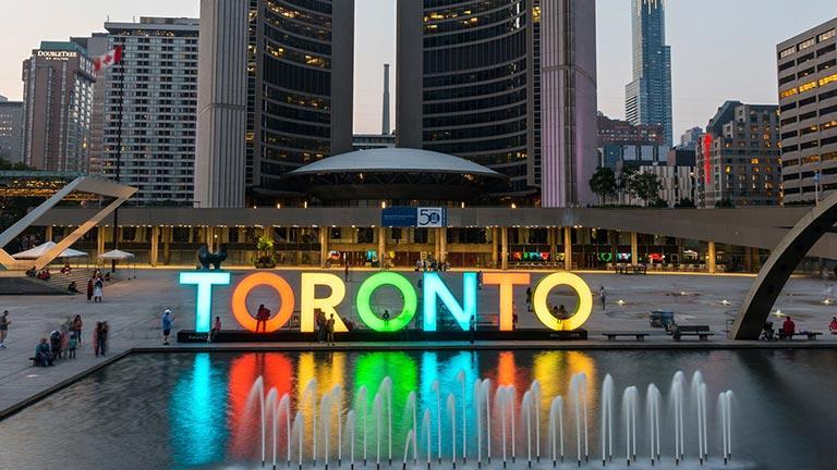 تور کانادا، 5 روزه، اخذ ویزای مولتی 5 ساله کانادا