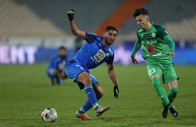 واکنش حدادی فر به زمان خداحافظیش از فوتبال