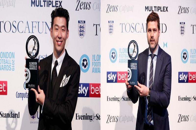 مهم ترین جوایز سال فوتبال لندن در تسخیر تاتنهامی ها