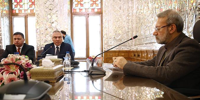 لاریجانی در دیدار با نایب رئیس مجلس بلغارستان: بلغارستان از راهکار اروپایی ها برای تجارت با ایران استفاده کند