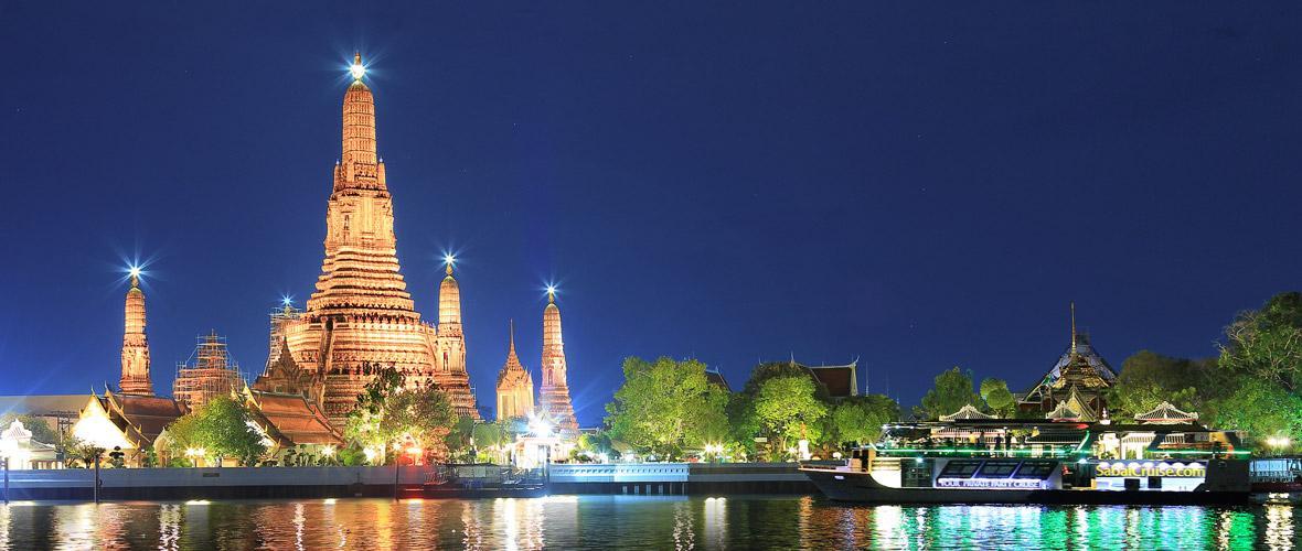 آشنایی با جاذبه های دیدنی بانکوک