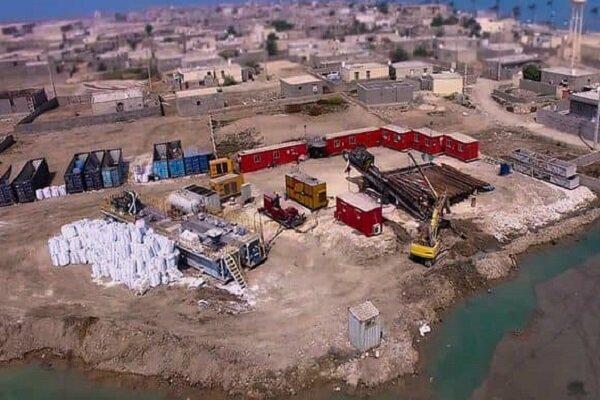 گازرسانی به جزیره شیف و نیروگاه اتمی بوشهر از زیر بستر دریا