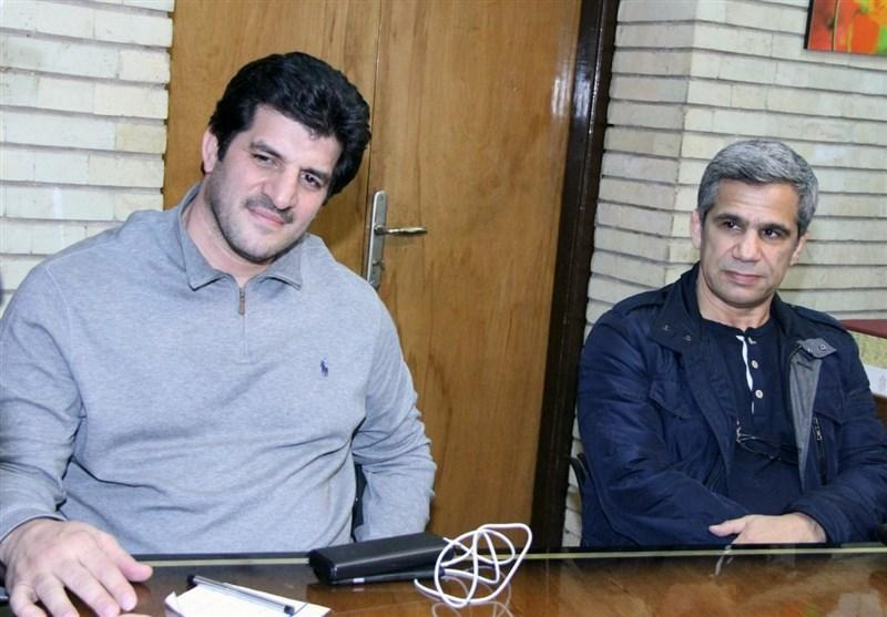 اکبر فلاح: کاندیداهای ریاست فدراسیون کشتی باندبازی و رفیق بازی نکنند، نظرم روی یک نفر بیشتر از دیگران است