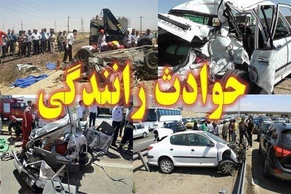 4 کشته و 3 مجروح بر اثر حادثه رانندگی در جنوب سیستان و بلوچستان