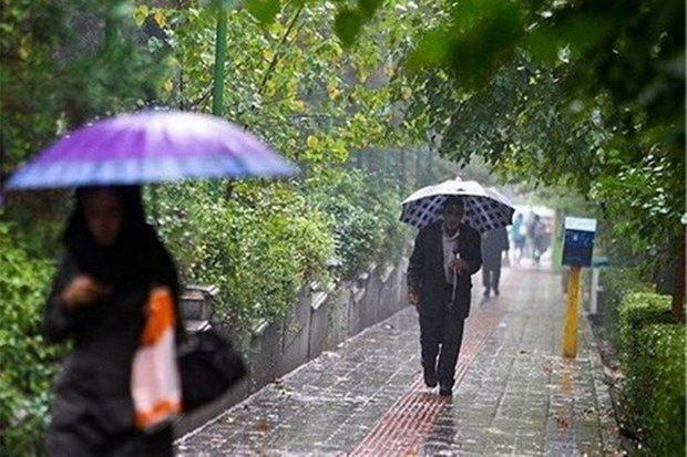 پیش بینی بارش 70 تا 90 میلی متری در استان زنجان