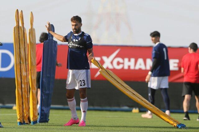 رامین رضاییان تنها ایرانی تیم منتخب فصل لیگ ستارگان قطر