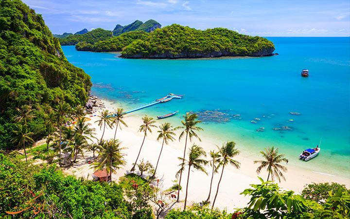 تور 15 روزه جزیره ساموئی , پوکت و شهرهای دیگر