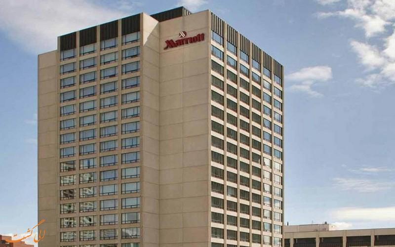 معرفی هتل 4 ستاره مریوت کلگری کانادا