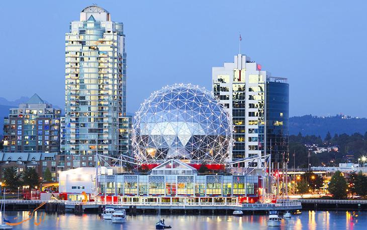 راهنمای سفر به ونکوور کانادا