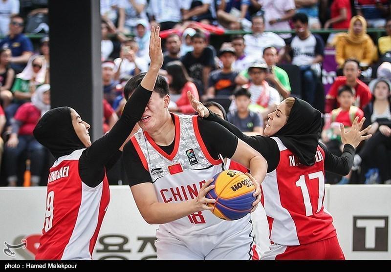 تیم بسکتبال سه به سه بانوان راهی چین می گردد