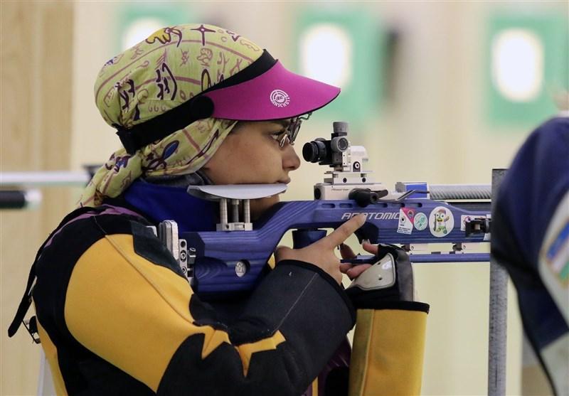 مسابقات جهانی تیراندازی، صعود هر 3 نماینده ایران به مرحله نیمه نهایی تفنگ سه وضعیت