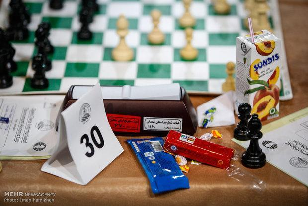 5 مدال طلا، نقره و برنز شطرنجبازان ایران در مسابقات مدارس آسیا