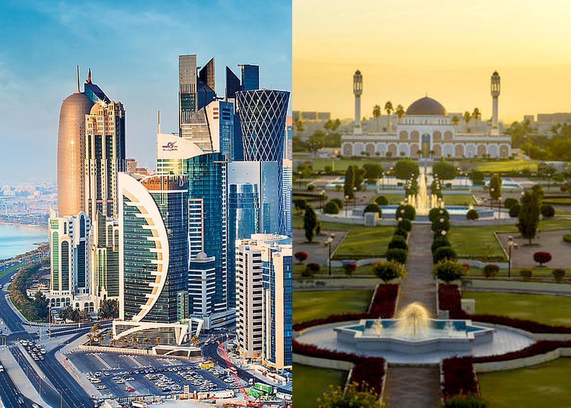 تور ترکیبی عمان + قطر (تور مسقط 3 شب + تور دوحه 2شب)