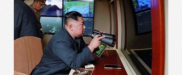 کره شمالی: یک سامانه پرتاب موشک جدید آزمایش کردیم