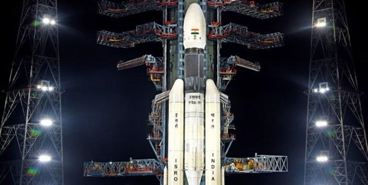 مأموریت هند به ماه به روایت تصویر