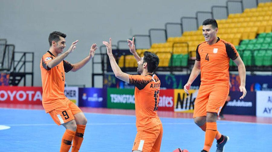جام باشگاه های فوتسال آسیا 2019؛ صعود مس سونگون با دو پیروزی