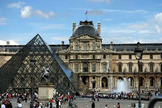 گشتی در لوور؛ بزرگ ترین موزه دنیا