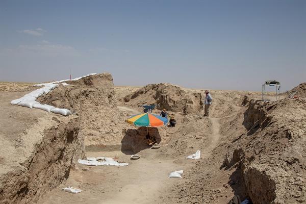 شناسایی آثار ارزشمند در نخستین مطالعات باستان شناختی در کویر کفرود