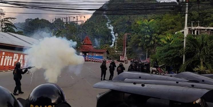 دور تازه درگیر ی ها در اندونزی با کشته شدن 20 تن و جراحت 65 نفر