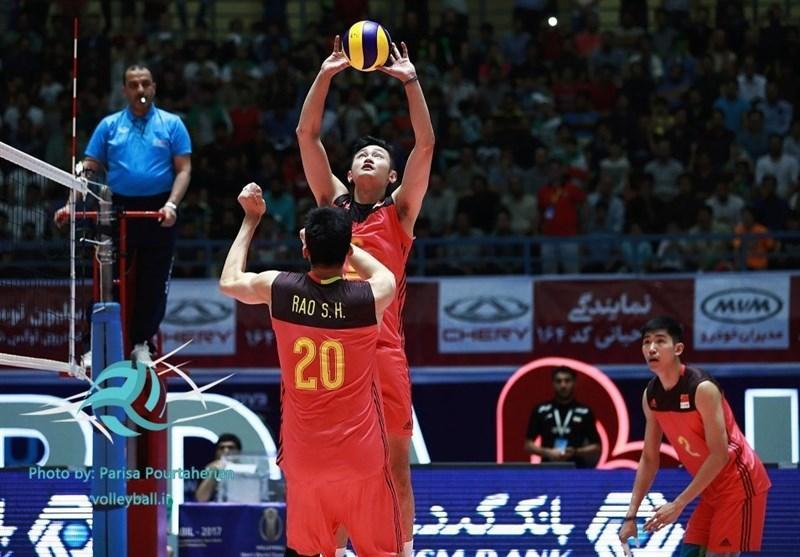 بازی های آسیایی 2018، والیبال چین مغلوب ویتنام شد