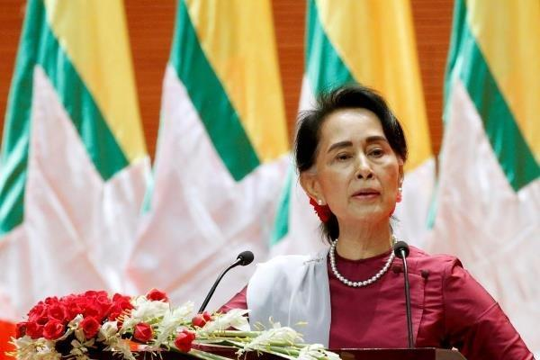 آنگ سان سوچی از جایزه حقوق بشری گوانجو محروم شد