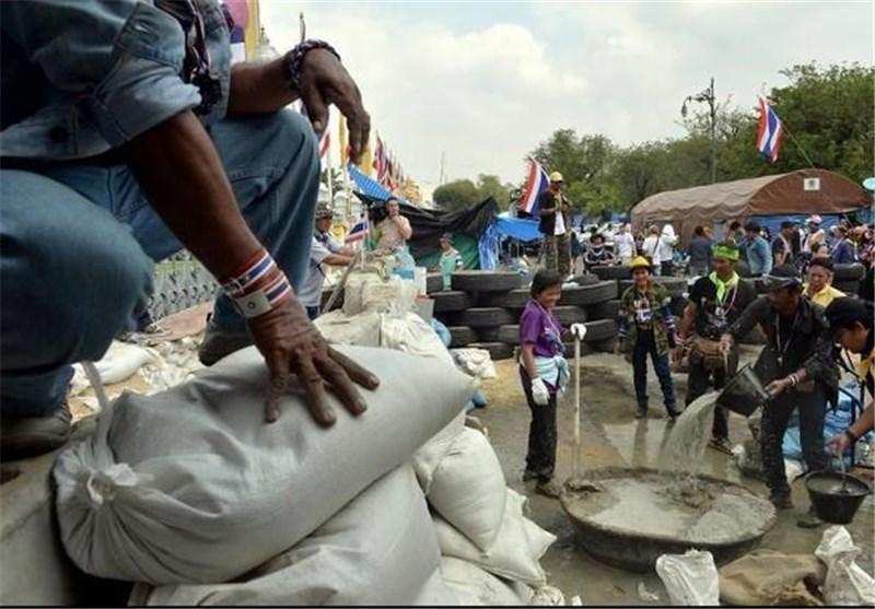 معترضان تایلندی تظاهرات سراسری دیگری برگزار می نمایند