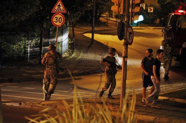 دو وابسته نظامی ترکیه در یونان گم شدند