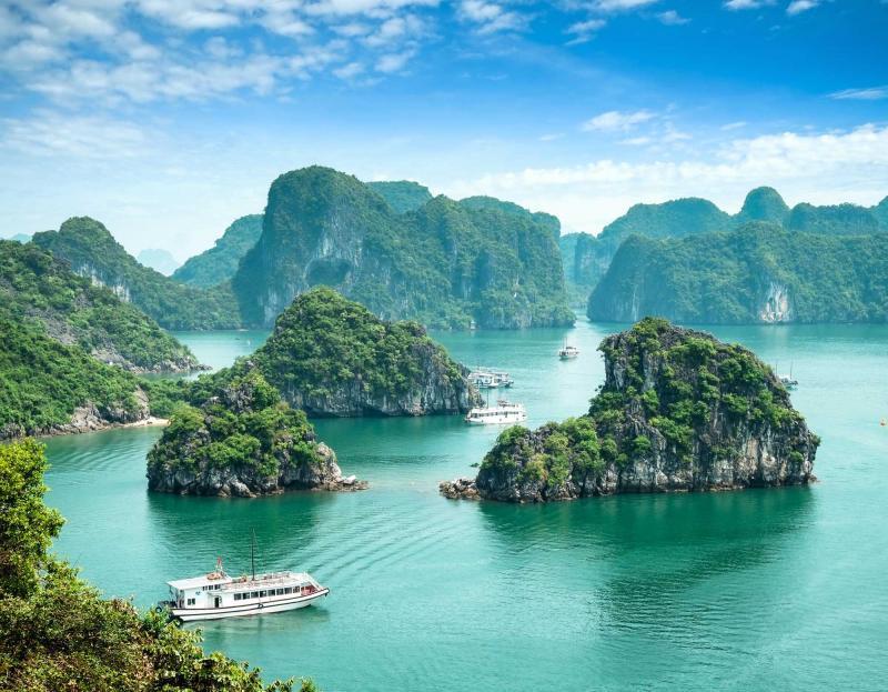 تور ویتنام 9 شب، هانوی+ دانانگ + سایگون (هوشی مین) پاییز و زمستان 98