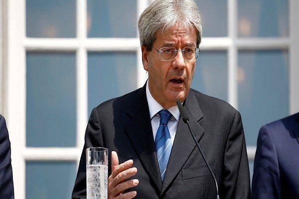 وزیر خارجه ایتالیا خواهان فشار آوردن مسکو به اسد شد