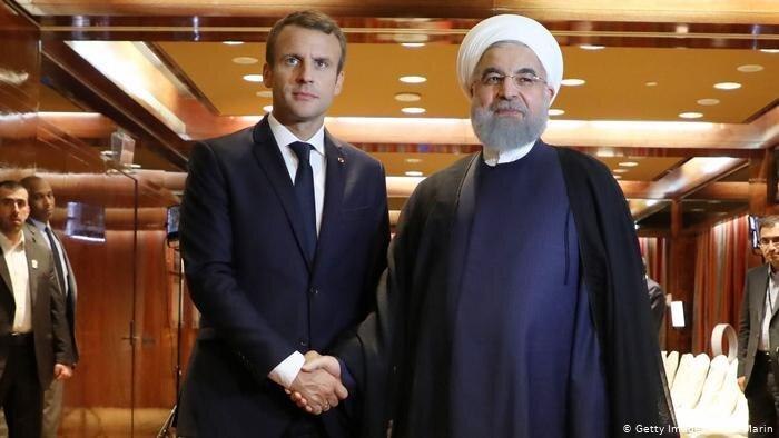 آیا ایران و آمریکا طرح چهار بندی فرانسه را پذیرفته اند؟