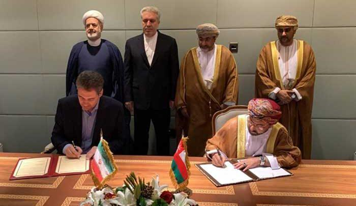 امضای تفاهم نامه همکاری ایران و عمان در حوزه گردشگری