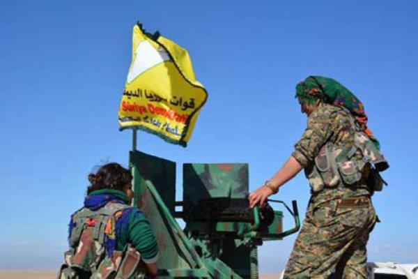 واکنش نیروهای دموکراتیک سوریه به اظهارات اردوغان