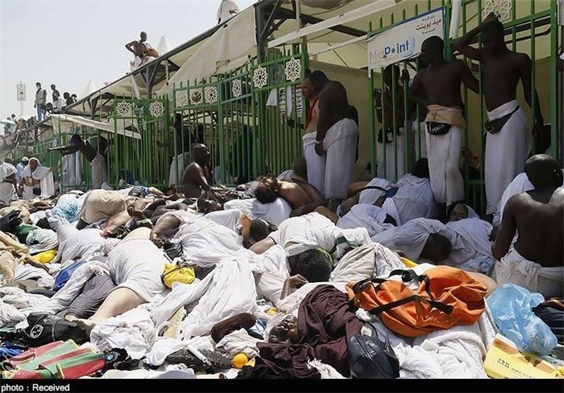 خبرگزاری فرانسه:آمار کشته شدگان فاجعه منا به 1633 تن رسید، سه روز عزای عمومی در بورکینافاسو