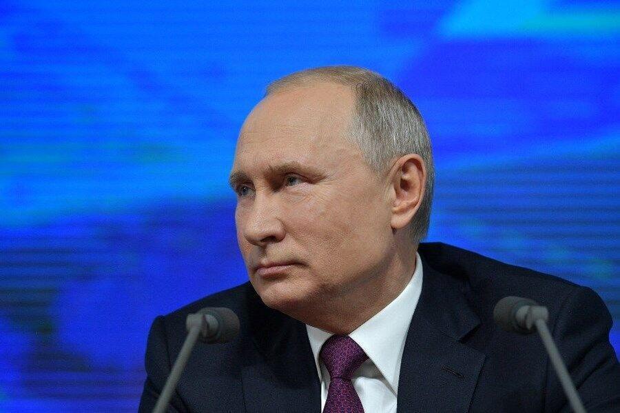 پوتین خواهان خروج همه نیروهای خارجی از سوریه شد