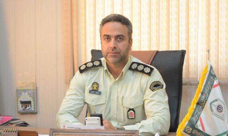 کلاهبرداری در کرمان، دستگیری در عسلویه
