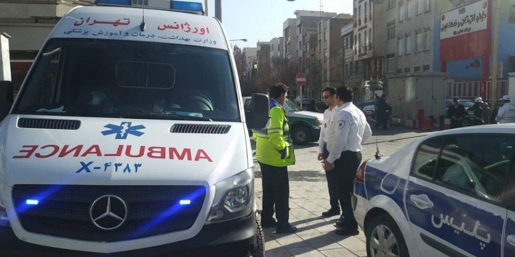 نجات جان مشاور سازمان جهانی بهداشت در تهران