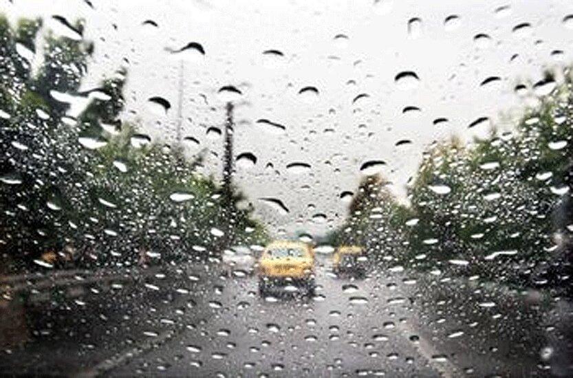ورود سامانه بارشی جدید ، ادامه کاهش دما و بارندگی در نوار شمالی