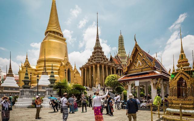 نوروز 99 در 6 شهر و جزیره تایلند