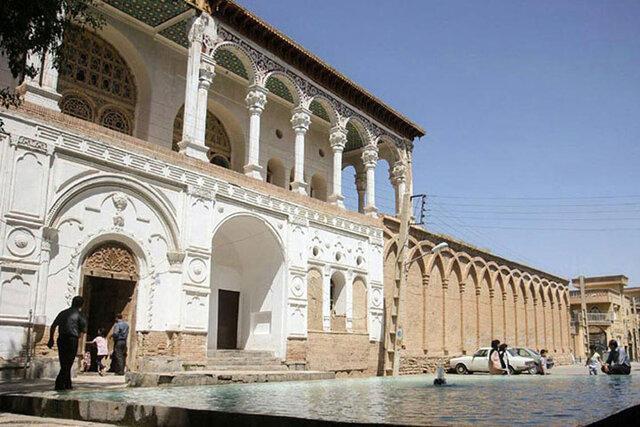 عمارت خسروآباد میراثی ماندگار از خاندان اردلان