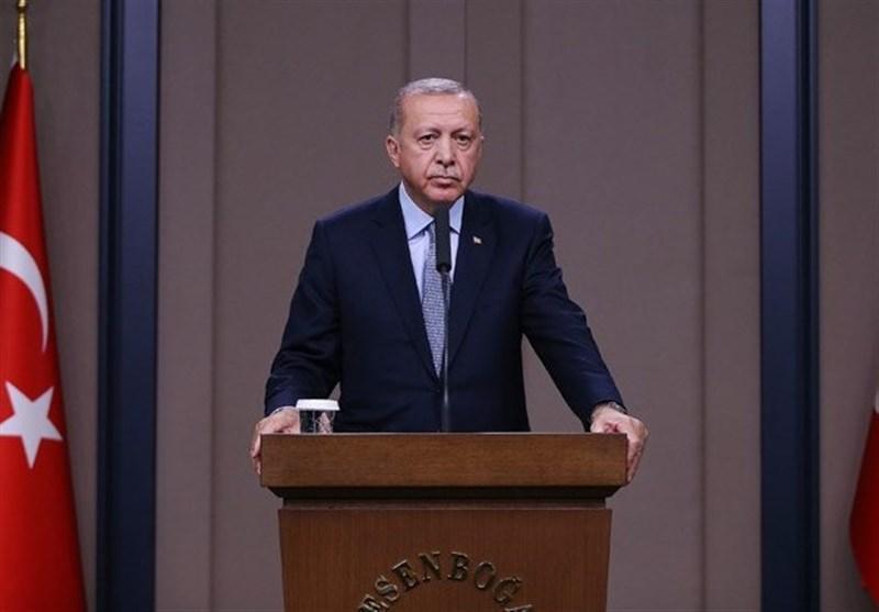 اردوغان: تا زمانی که سایر کشورها در سوریه باشند خارج نخواهیم شد