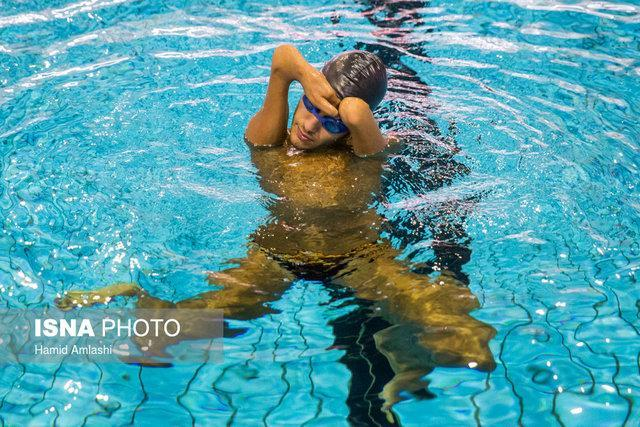 نوروزی: شناگران معلول یک استخر تمرینی ندارند