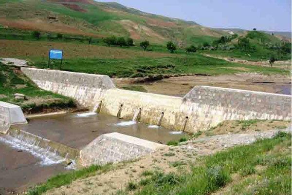 عملیات آبخیزداری در دامغان به ارزش 60 میلیارد ریال تکمیل شد