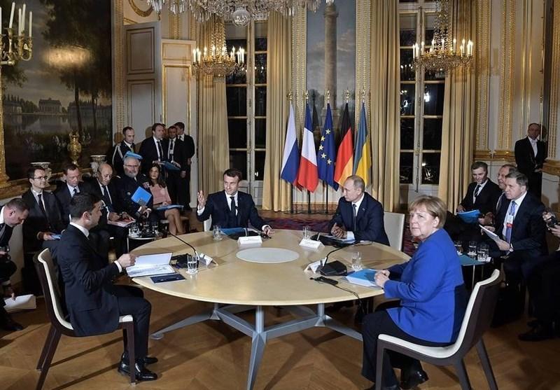 گزارش، نتیجه نشست سران گروه نرماندی در پاریس و توافقات اجرا شده
