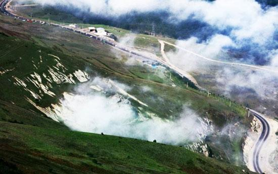 اردبیل؛ سرزمین چشمه های بهشتی