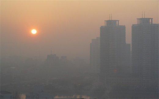 آلاینده های جوی هوای البرز را احاطه می نماید